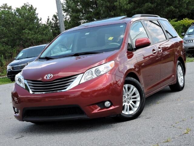 2011 Toyota Sienna XLE Limited 7 Passenger