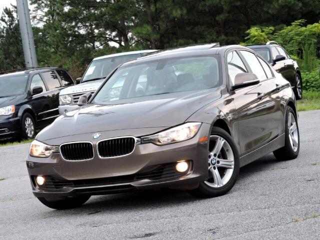 2014 BMW 3-Series 328i Sedan
