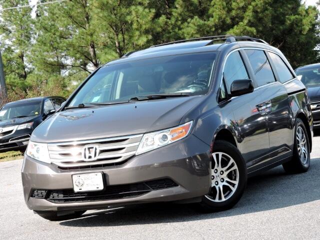 2012 Honda Odyssey EX-L w/Navigation