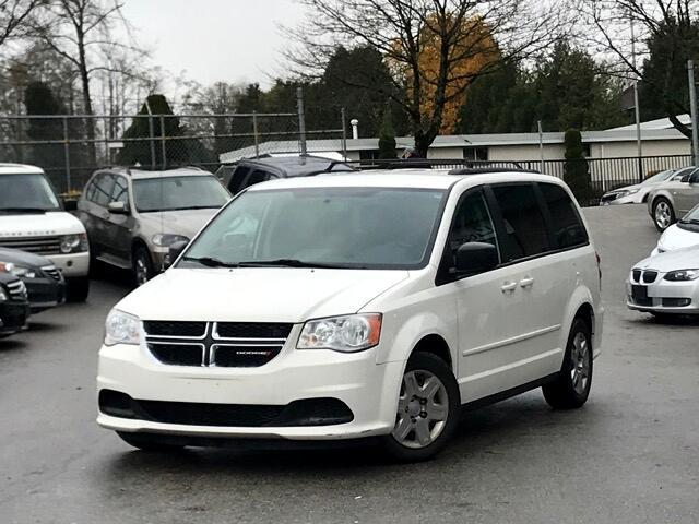2013 Dodge Grand Caravan SE  STOW N GO