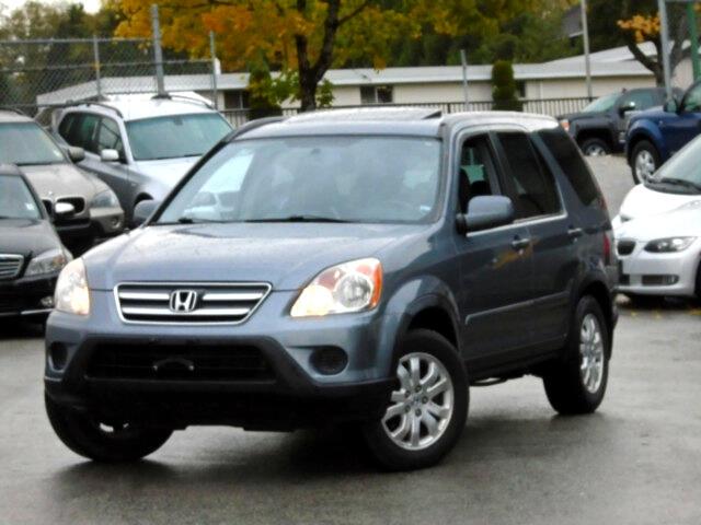 2006 Honda CR-V EX-L 4WD Auto