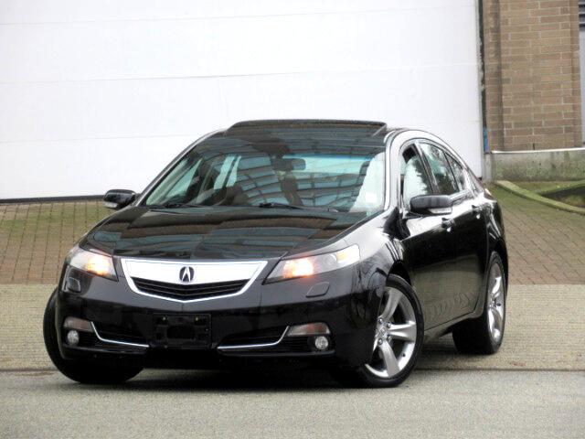 2012 Acura TL SH-AWD  Automatic