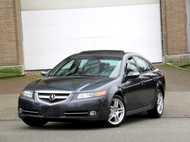 2007 Acura TL 5-Speed Automatic