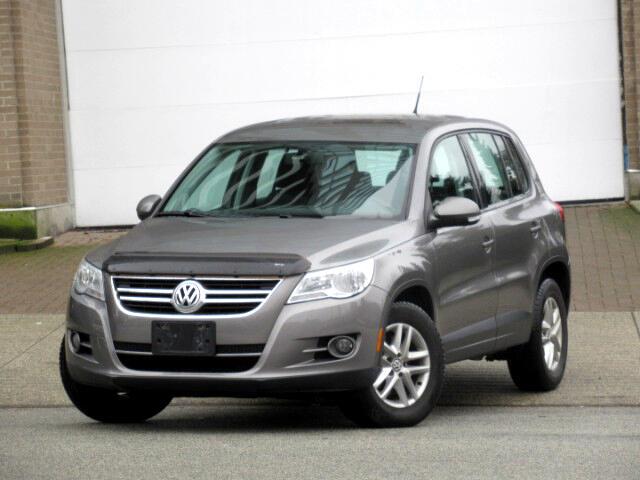 2009 Volkswagen Tiguan 2.0T  4Motion