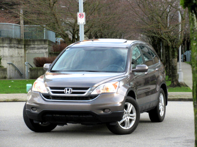 2010 Honda CR-V EX-L 4WD 5-Speed AT with Navigation