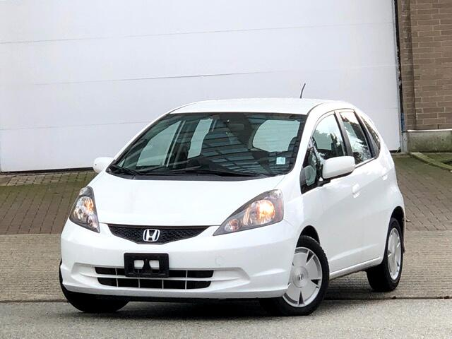 2010 Honda Fit Sport 5-Speed AT