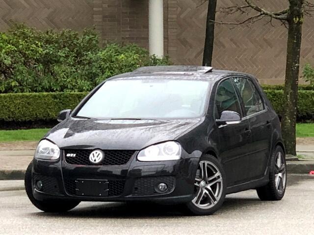 2008 Volkswagen GTI 2.0T Sedan