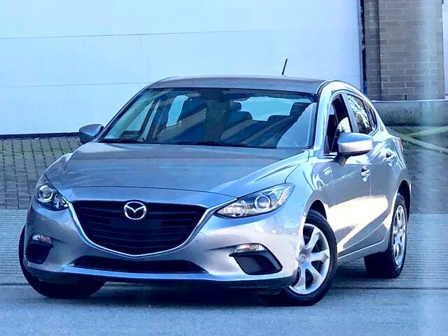 2014 Mazda MAZDA3 GS Sport Hatchback