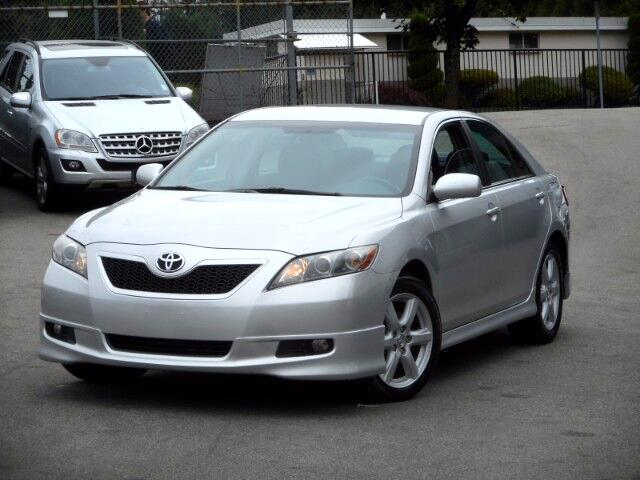 2008 Toyota Camry SE Automatic