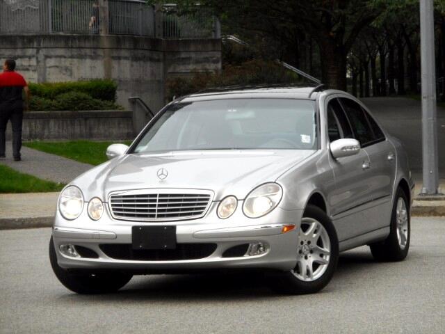 2004 Mercedes-Benz E-Class E320 4MATIC