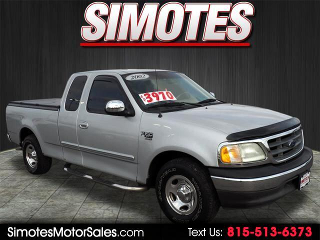 2002 Ford F-150 XLT SuperCab Long Bed 2WD