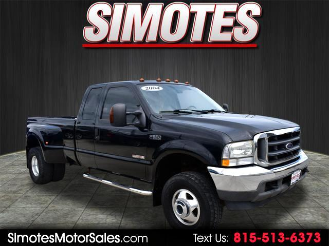 2004 Ford F-350 SD XLT SuperCab Long Bed 4WD DRW