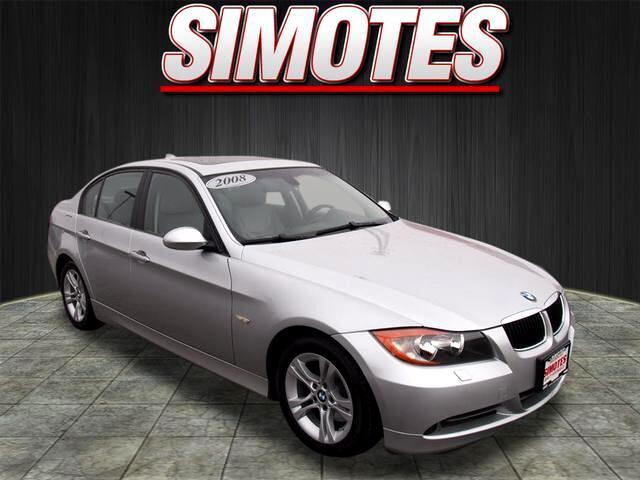 2008 BMW 3-Series 328xi