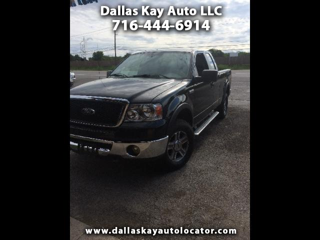 2007 Ford F-150 XLT SuperCab Long Box 4WD