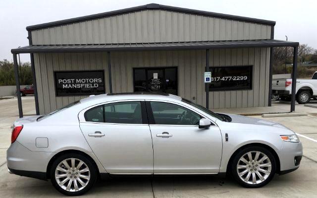 2012 Lincoln MKS 3.7L FWD