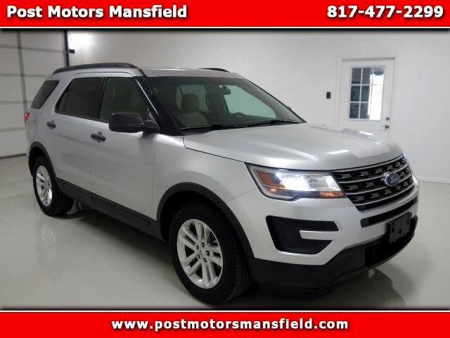 2016 Ford Explorer Base FWD