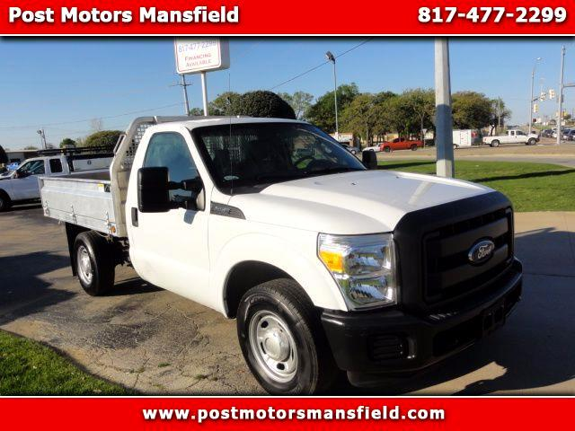 2012 Ford F-250 SD XL 2WD