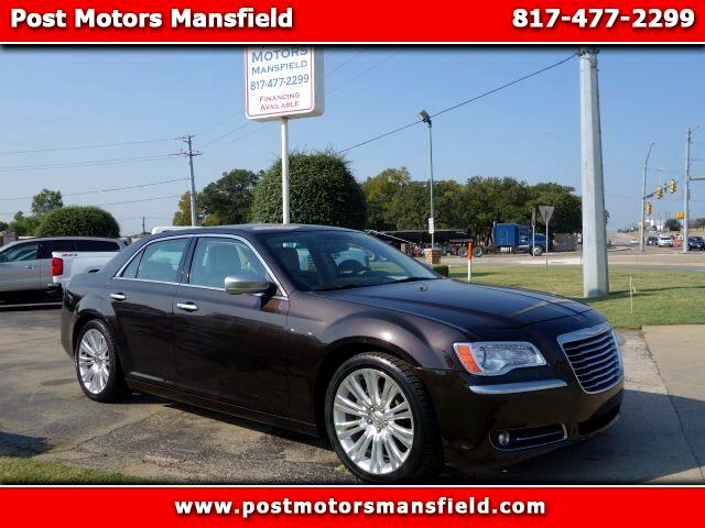2013 Chrysler 300 C Luxury Series RWD