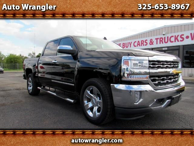 Buy Here Pay Here 2017 Chevrolet Silverado 1500 For Sale In San Angelo, TX  76903 Auto Wrangler