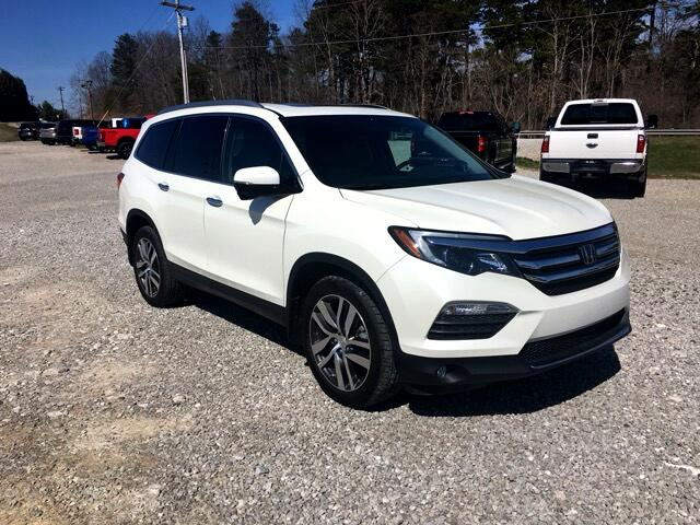 2016 Honda Pilot Touring 4WD with DVD