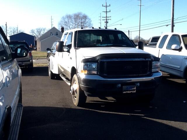 2004 Ford F-350 SD CREW CAB XL