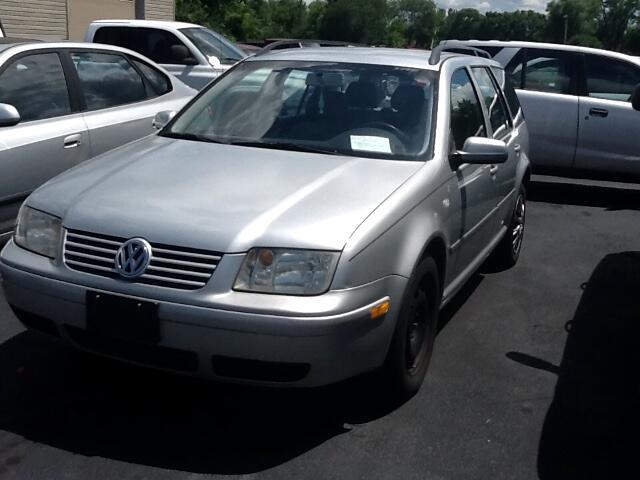 2003 Volkswagen Jetta Wagon GL 2.0