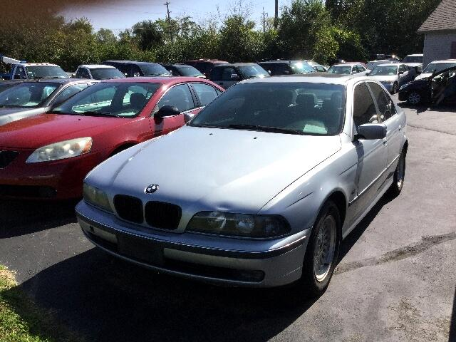1998 BMW 5-Series 540iA