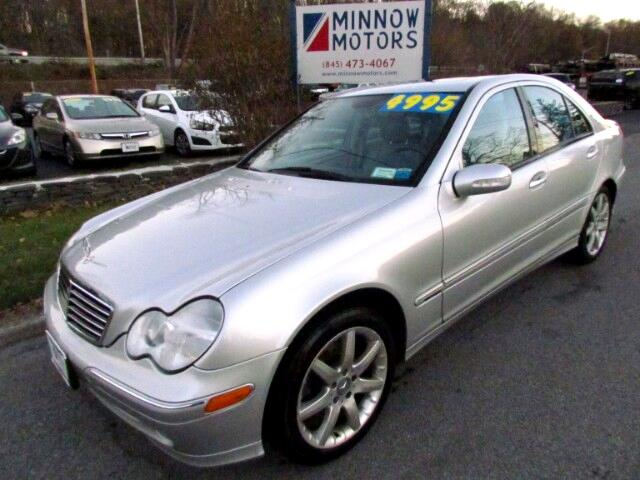 2003 Mercedes-Benz C-Class C320 Sedan