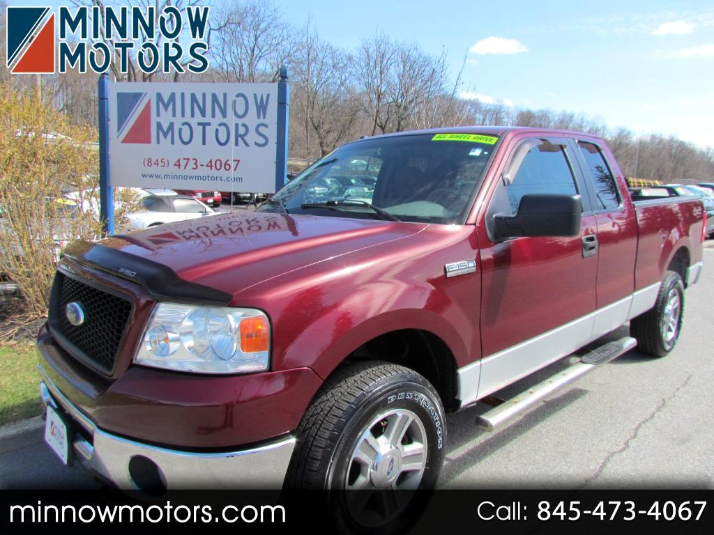 "2006 Ford F-150 4WD SuperCrew 139"" FX4"