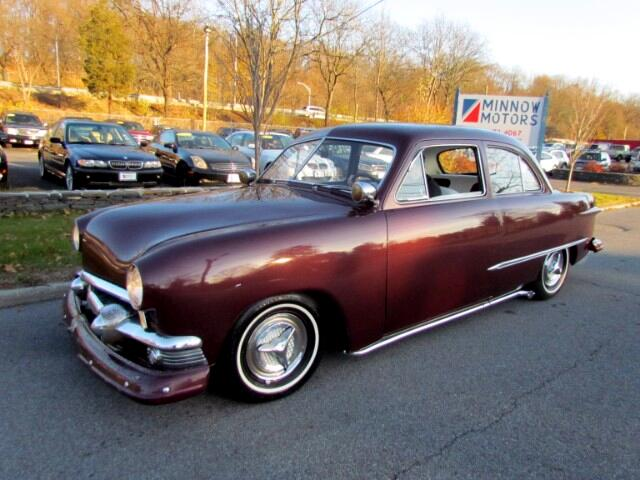 1951 Ford Custom Coupe