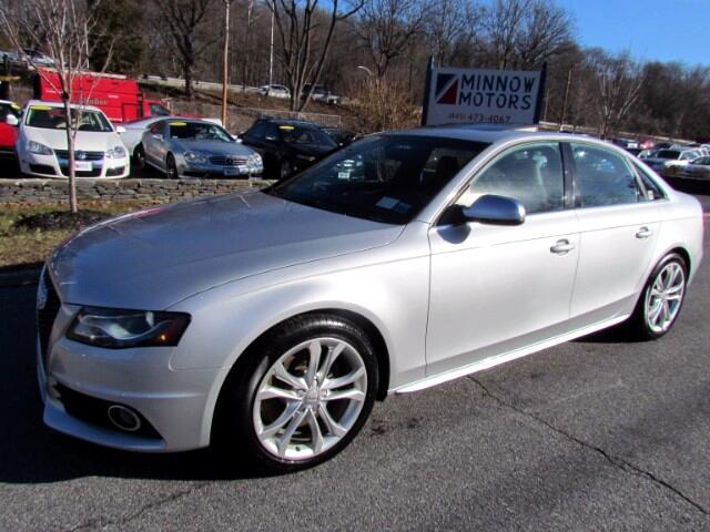 2010 Audi S4 Premium Plus quattro 6M