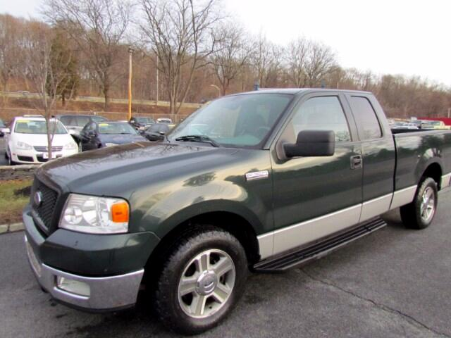 2005 Ford F-150 XLT SuperCab Short Bed 2WD