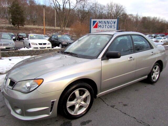 2006 Subaru Impreza 2.5i Premium 4-Door