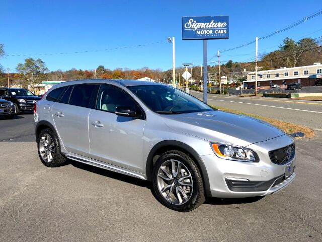 2017 Volvo V60 Cross Country T5