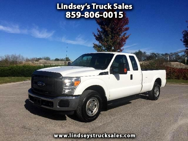 2014 Ford F-250 SD XLT SuperCab Long Bed 2WD