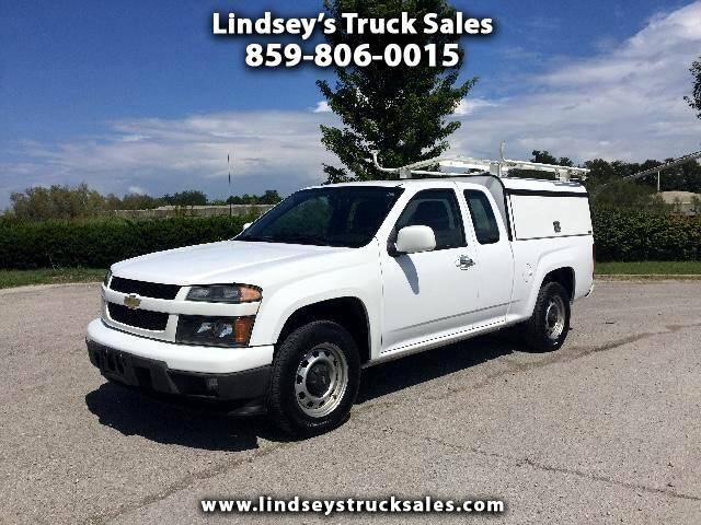 2012 Chevrolet Colorado Work Truck Ext. Cab 2WD