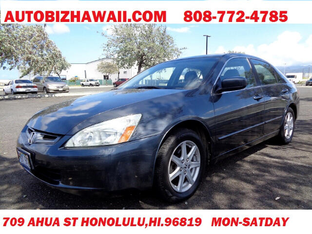 2004 Honda Accord EX-L V-6 SEDAN ATWTIH XM RADI