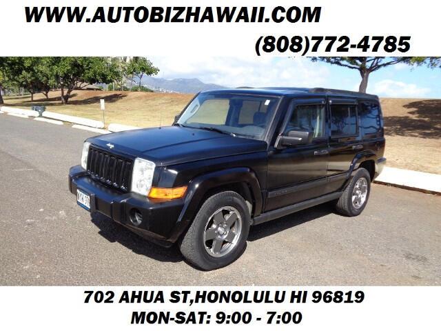 2006 Jeep Commander 2WD