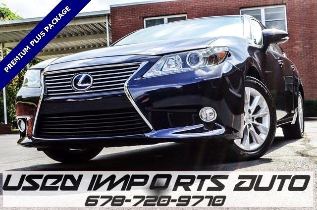 2013 Lexus ES 300h Premium Plus Package
