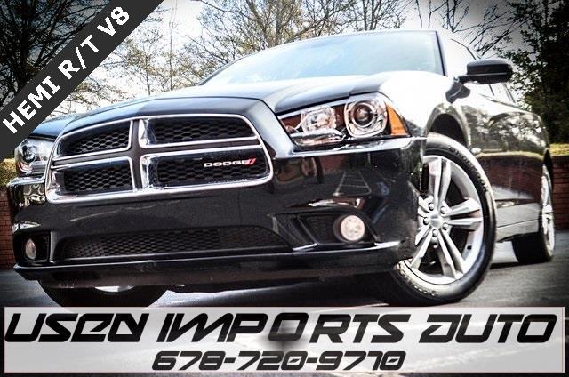 2014 Dodge Charger R/T AWD HEMI