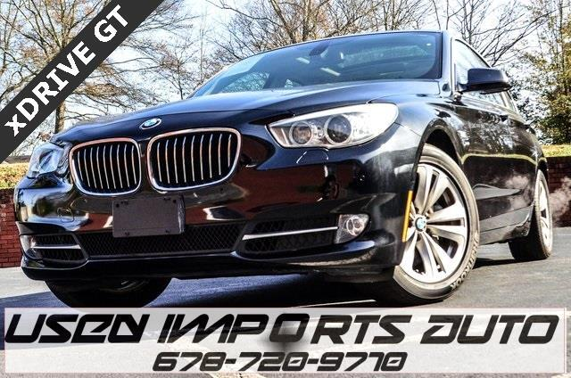 2011 BMW 5-Series Gran Turismo 535i xDrive