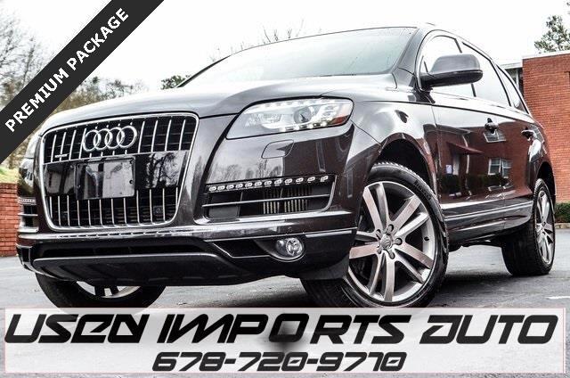 2015 Audi Q7 TDI Premium Plus quattro