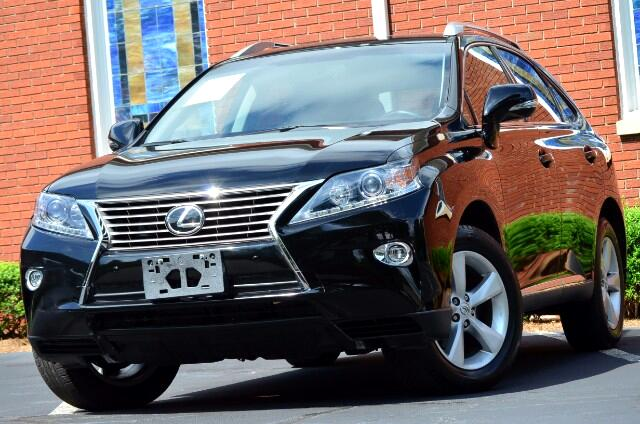 2015 Lexus RX 350 AWD Premium Plus Package