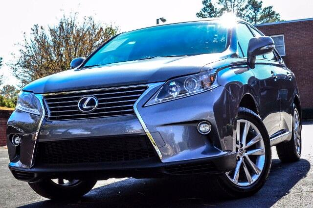 2015 Lexus RX 450h FWD Premium Plus Package