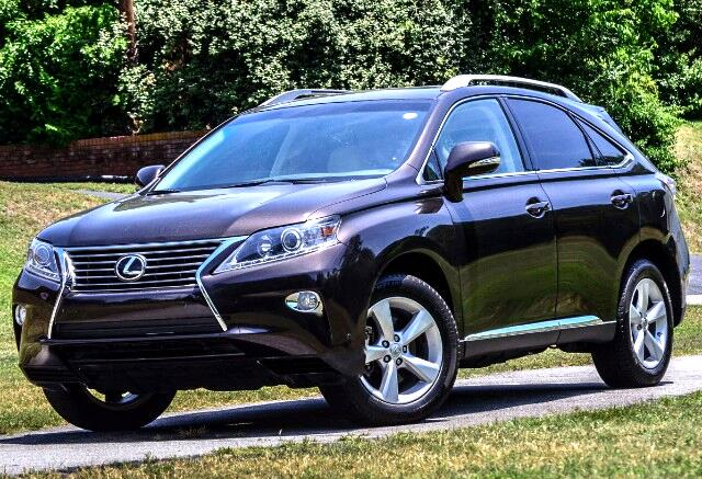 2014 Lexus RX 350 AWD Premium Plus Package