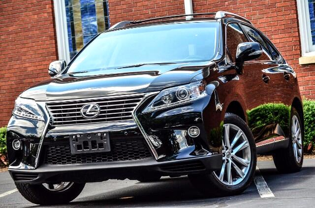 2015 Lexus RX 350 FWD Premium Plus Package