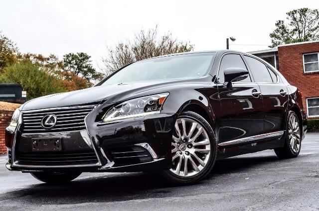 2014 Lexus LS 460 Luxury Sedan