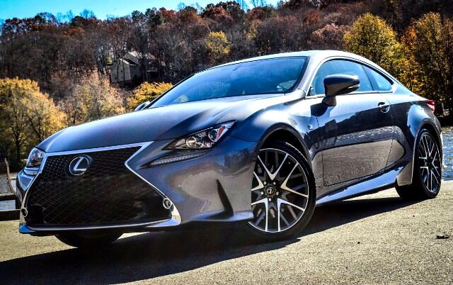 2015 Lexus RC 350 RWD Premium Plus Package