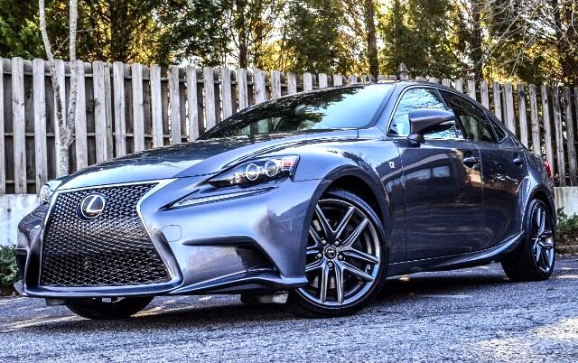 2016 Lexus IS 350 RWD Premium Plus Package