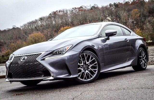 2016 Lexus RC 200t Base Premium Plus Package